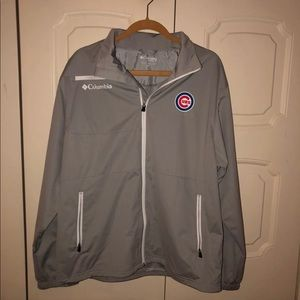 Chicago Cubs Columbia windbreaker